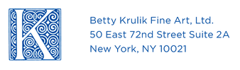 Betty Krulik Fine Art. Ltd. New York